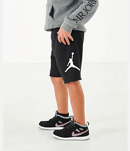 Boys' Toddler Jordan Jumpman Air Fleece Shorts