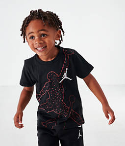 Boys' Toddler Jordan Big 3 Speckle T-Shirt