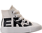 Boys' Toddler Converse Chuck Taylor All Star Wordmark High Top Casual Sneakers