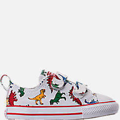 Boys' Toddler Converse Chuck Taylor All Star Dinoverse Low Casual Shoes