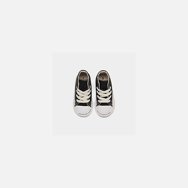 3a6cd42c4d6 Back view of Boys' Toddler Converse Chuck Taylor All Star Renew High Top  Casual Shoes