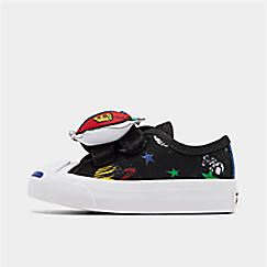 Boys' Toddler Converse Jack Purcell Space Pack Hook-and-Loop Casual Shoes
