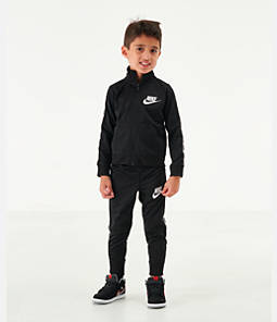 Boys' Toddler Nike Taping Tricot Track Jacket and Pants Set