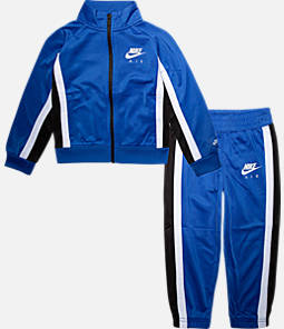 Boys' Toddler Nike Air Tricot Track Jacket and Pants Set