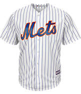 Men's Majestic New York Mets MLB Team Replica Jersey