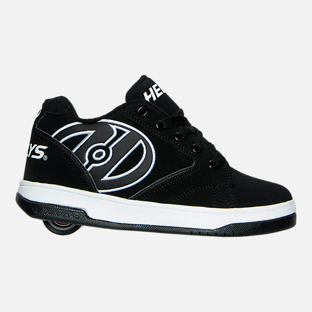 Right view of Boys' Grade School Heelys Propel 2.0 Wheeled Skate Shoes in 004