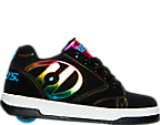 Girls' Grade School Heelys Propel 2.0 Wheeled Skate Shoes