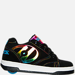 Girls' Grade School Heelys Propel 2.0 Wheeled Skate Shoes
