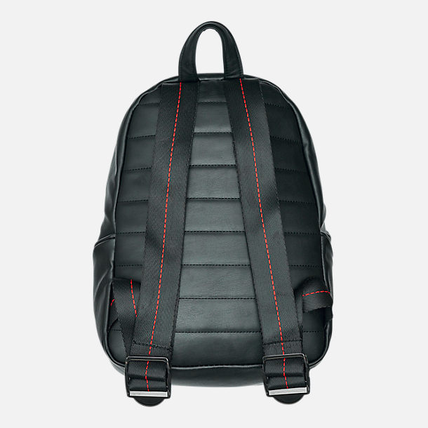 Back view of Jordan Regal Air Mini Backpack in Black