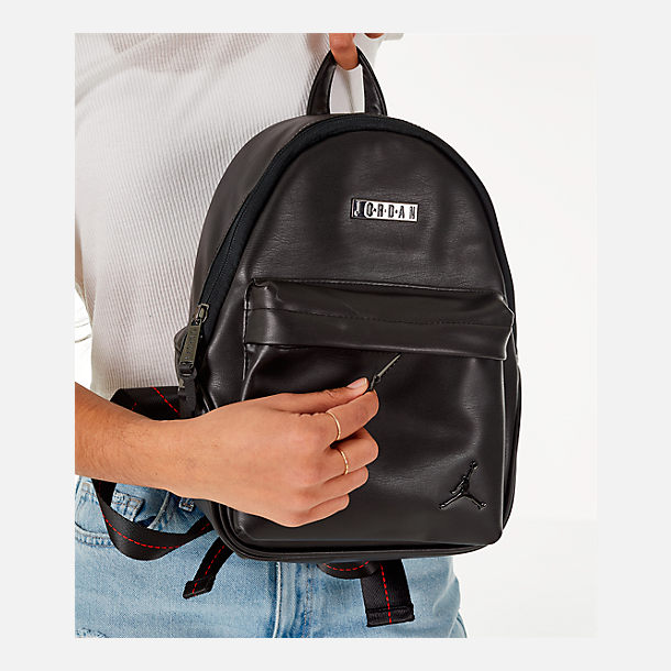 Alternate view of Jordan Regal Air Mini Backpack in Black
