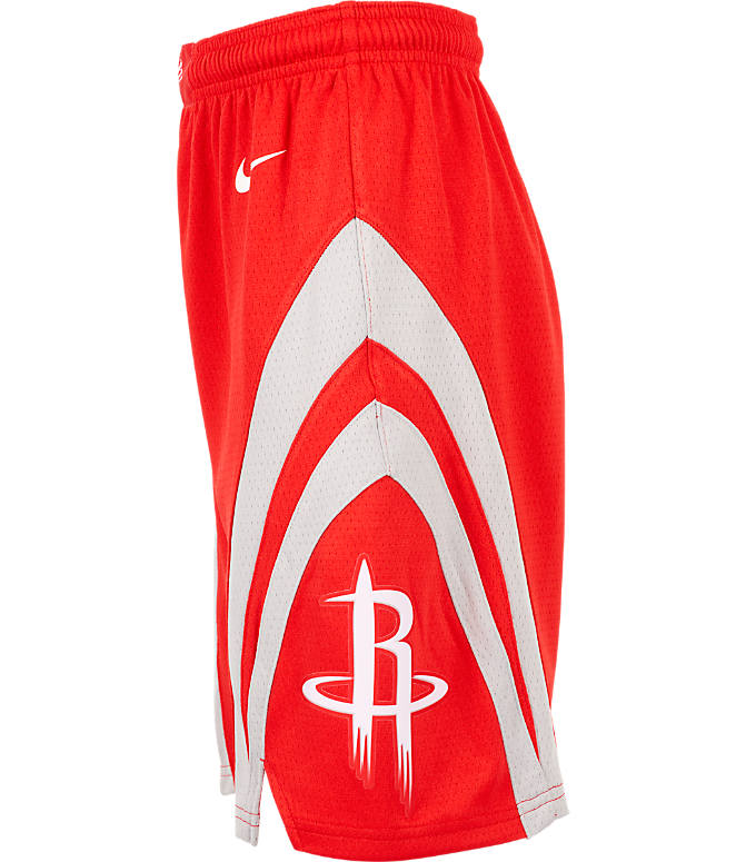 cda40083b Product 3 view of Kids  Nike Houston Rockets NBA Swingman Shorts in  University Red