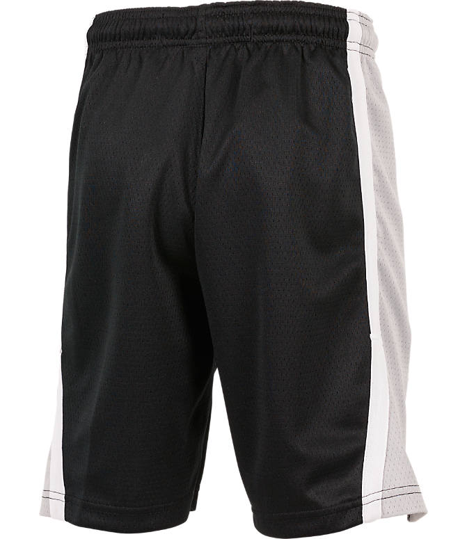 Product 4 view of Kids' Nike San Antonio Spurs NBA Swingman Shorts in Black