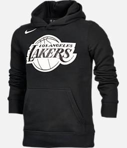 Kids' Nike Los Angeles Lakers NBA Logo Hoodie