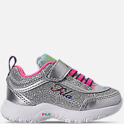 low priced f6f21 9c94f Girls  Toddler Fila Strada Girl Casual Shoes