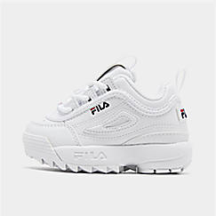 Kids' Toddler Fila Disruptor 2 Casual Shoes