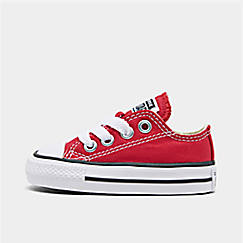 Boys' Toddler Converse Chuck Taylor Low Top Casual Shoes