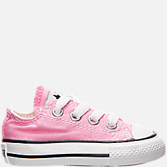 Girls' Toddler Converse Chuck Taylor Ox Casual Shoes