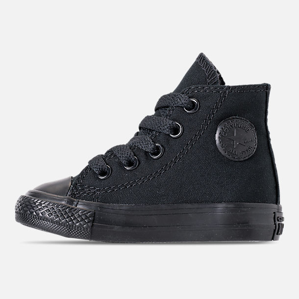 Left view of Converse Chuck Taylor Hi Toddler Shoes