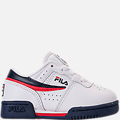 Boys' Toddler Fila Original Fitness Casual Shoes