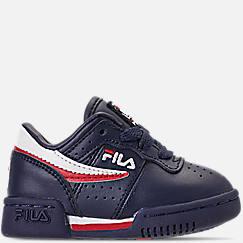 Boys' Toddler Fila Original Fitness Casual Shoes