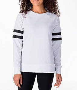Women's Activ8 Varsity Crew Sweatshirt