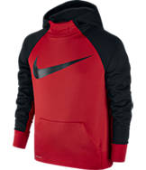 Boys' Nike Therma Training Hoodie