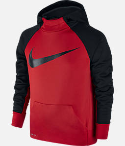 Boys' Nike Therma Training Hoodie