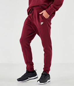 Men's Nike Sportswear Club Cuffed Jogger Pants