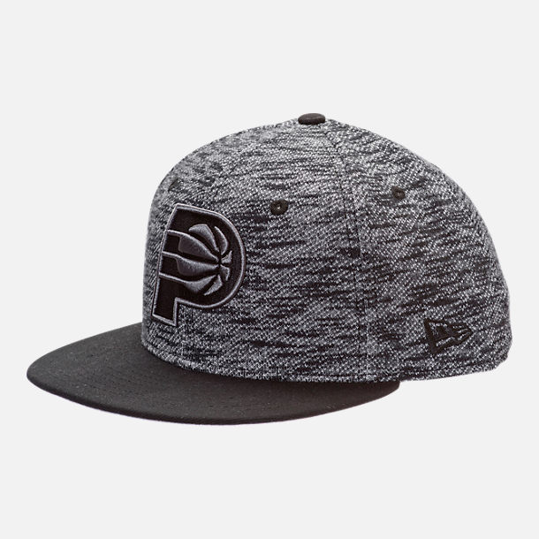 outlet store cc662 94e13 Front view of New Era Indiana Pacers NBA Terry Fresh Snapback Hat
