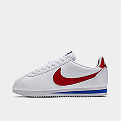 8f88592bc7a Women s Nike Classic Cortez Leather Casual Shoes