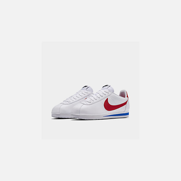 new concept 234e2 d654a Women's Nike Classic Cortez Leather Casual Shoes