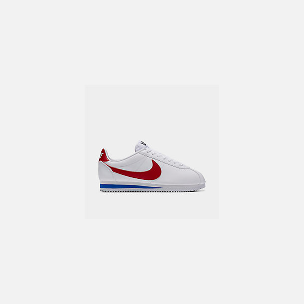 new concept 1123b 2e32a Women's Nike Classic Cortez Leather Casual Shoes