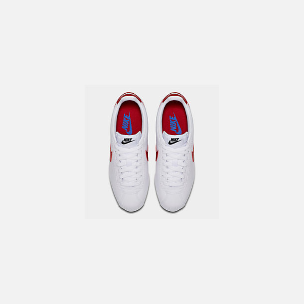 new concept a3b4f 80506 Women's Nike Classic Cortez Leather Casual Shoes
