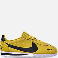 Men's Nike Classic Cortez Premium Casual Shoes