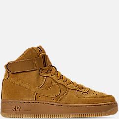 Boys' Big Kids' Nike Air Force 1 High LV8 Casual Shoes