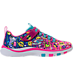 Girls' Preschool Skechers Trainer Lite - Happy Dancer Running Shoes