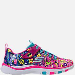 Girls' Preschool Skechers Trainer Lite - Happy Dancer Running Shoes