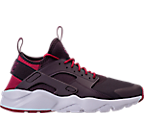 Men's Nike Air Huarache Run Ultra Casual Shoes
