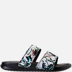 Women's Nike Benassi Duo Ultra Slide Sandals