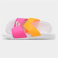 Women's Nike Benassi Duo Ultra Slide Sandals