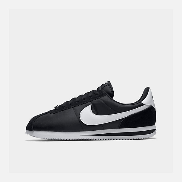 new concept 2b196 cee17 Men's Nike Cortez Basic Nylon Casual Shoes