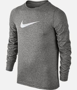 Boys' Nike Swoosh Dry Training T-Shirt Product Image