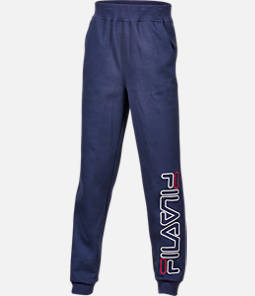 Boys' Fila Heritage Jogger Pants