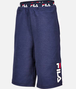 Kids' Fila Heritage Logo Shorts