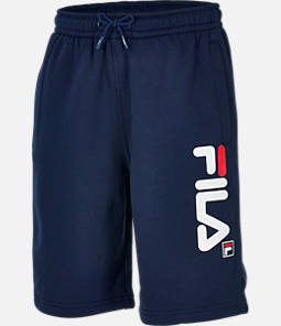 Boys' Fila Fleece Jog Shorts