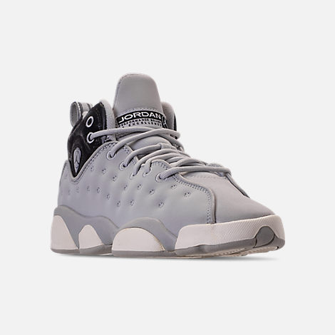 competitive price 2f237 fea1c Three Quarter view of Boys  Big Kids  Jordan Jumpman Team II Basketball  Shoes