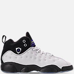 Boys' Big Kids' Jordan Jumpman Team II Basketball Shoes