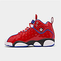 Boys' Big Kids' Jordan Jumpman Team II Basketball Shoes