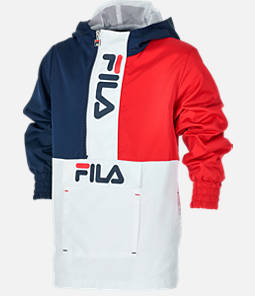 Boys' Fila Half-Zip Windbreaker
