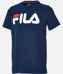 Kids' Fila Heritage Logo T-Shirt